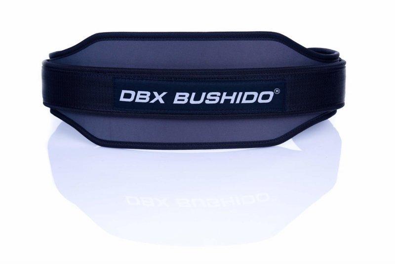 Wzmocniony Pas Kulturystyczy do ćwiczeń na siłowni  DBX BUSHODO XL