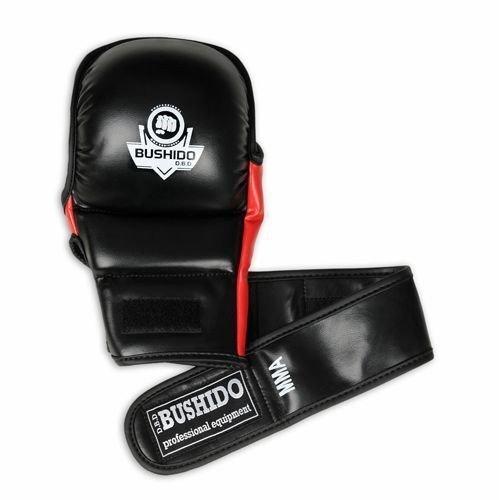 Rękawice do treningu i sparingów  MMA , Krav Magi firmy DBX Bushido