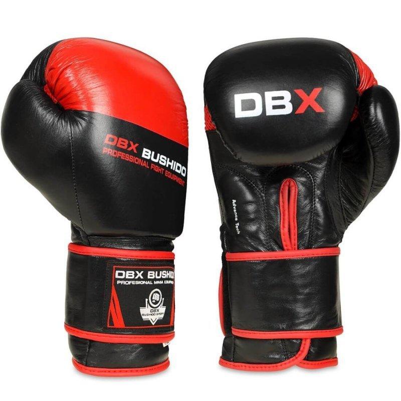 Rękawice Treningowe Bokserskie Sparingowe firmy DBX BUSHIDO 10 OZ