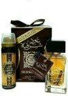 Ard Al Zaafaran Oud Sharqia woda perfumowana 80ml + Dezodorant Spray 50ml