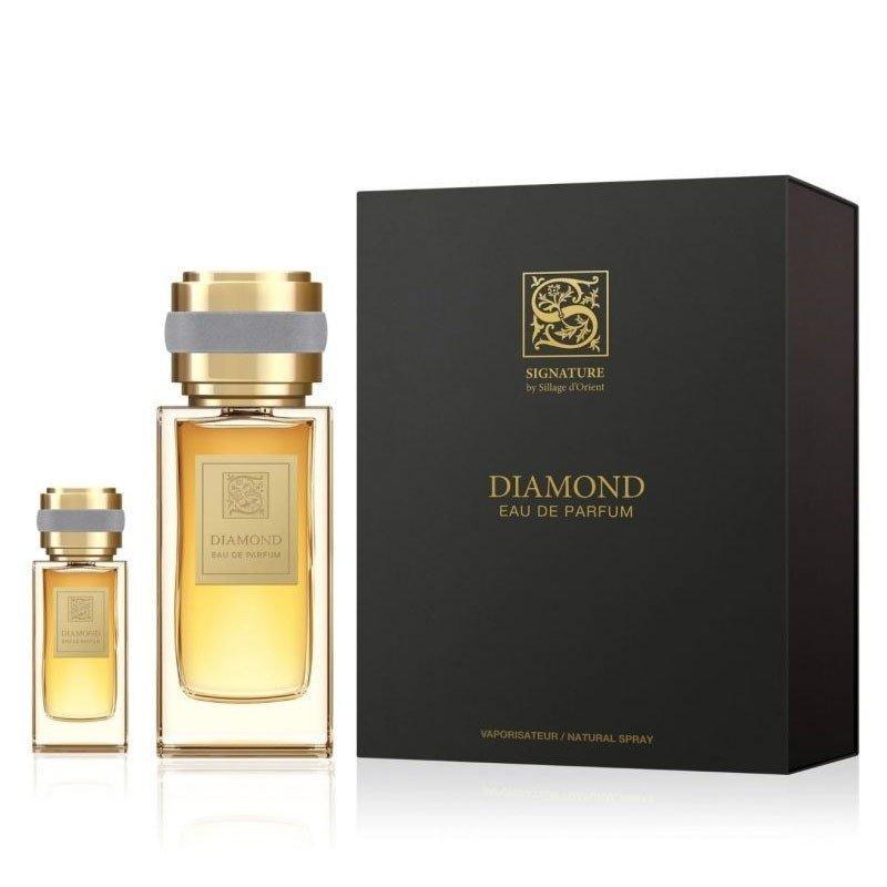 signature by sillage d'orient diamond