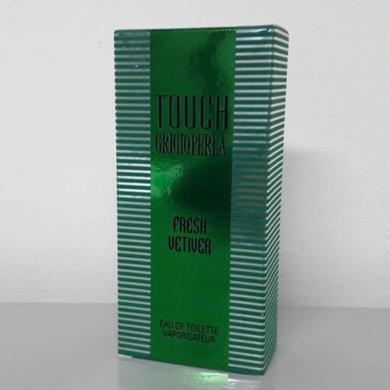 la perla touch grigioperla - fresh vetiver