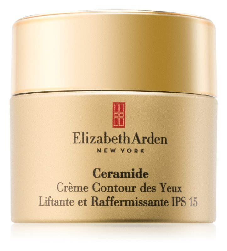 Elizabeth Arden Ceramide Plump Perfect SPF15 Ultra Lift and Firm Eye Cream 15 ml Krem pod oczy