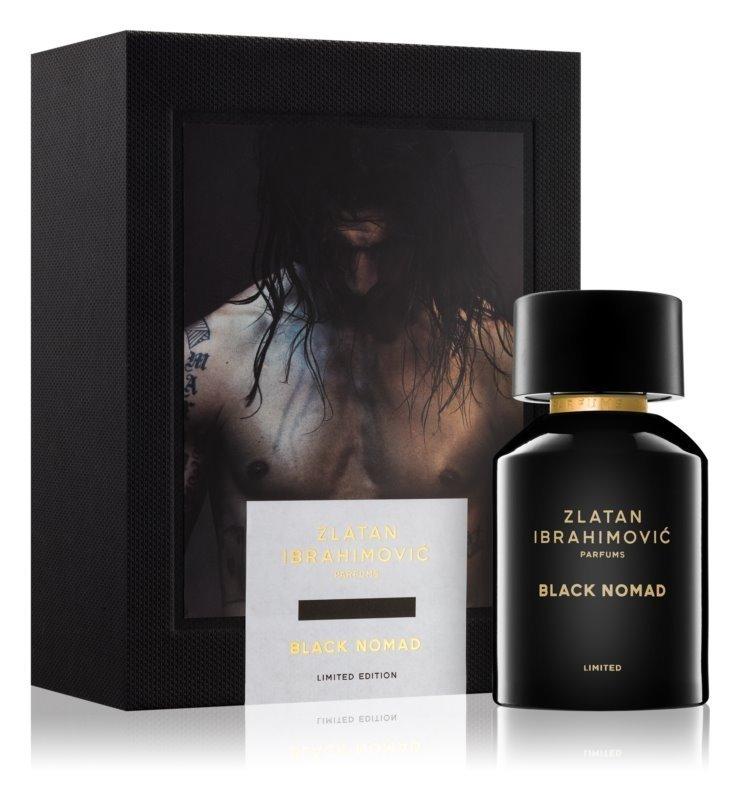 Zlatan Ibrahimovic Black Nomad woda toaletowa limited edition spray 100ml