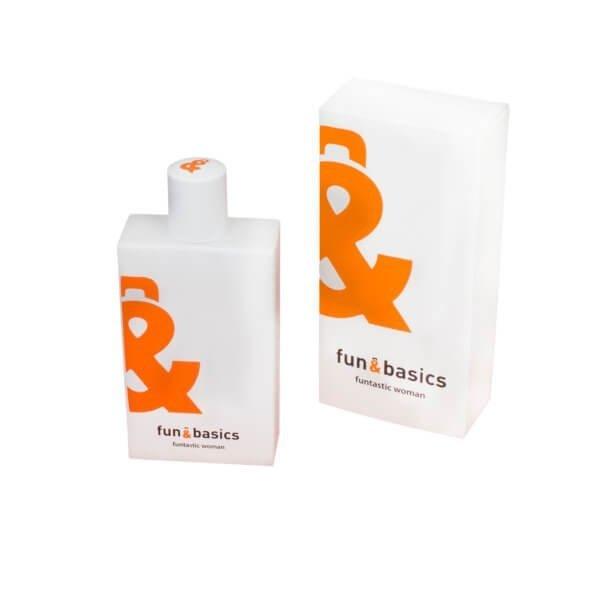 FUN & BASICS Funtastic Women woda perfumowana dla kobiet 100ml