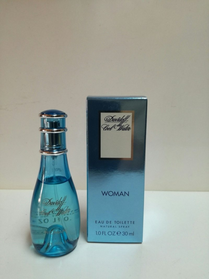 Davidoff Cool Water Woman woda toaletowa 30 ml