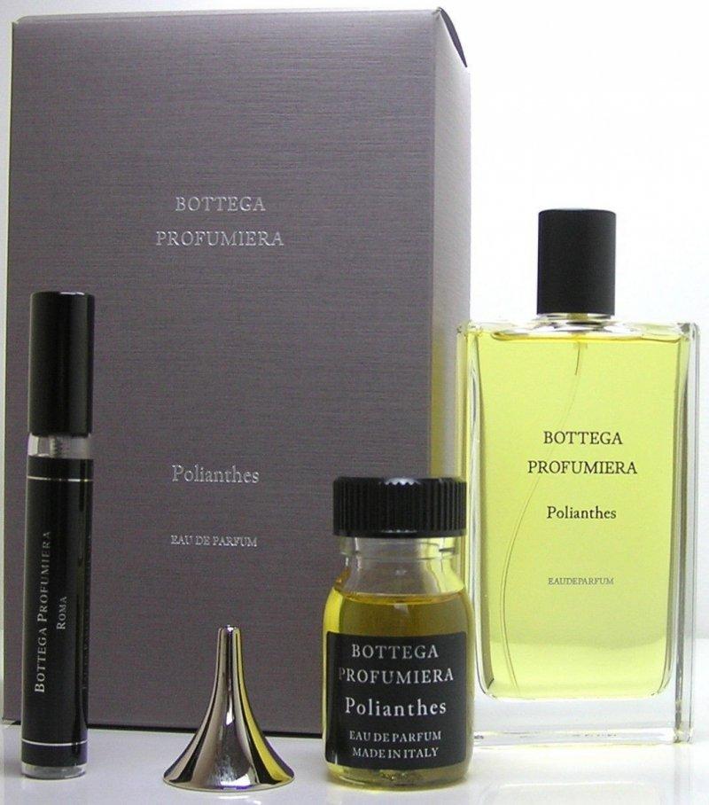 Bottega Profumiera Polianthes woda perfumowana 100ml + 30ml + 10ml