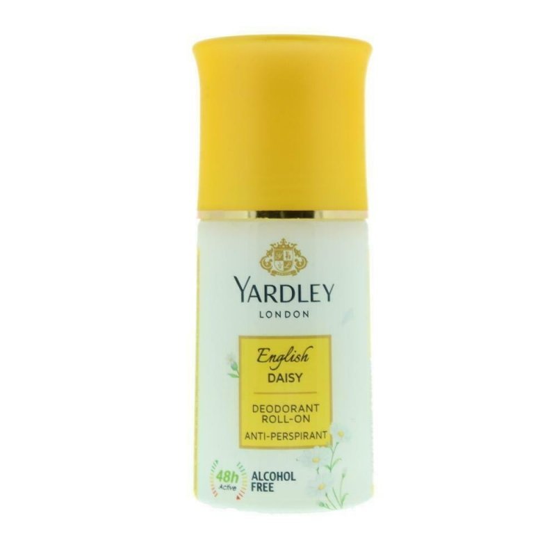 Yardley English Daisy Dezodorant Roll On 50ml