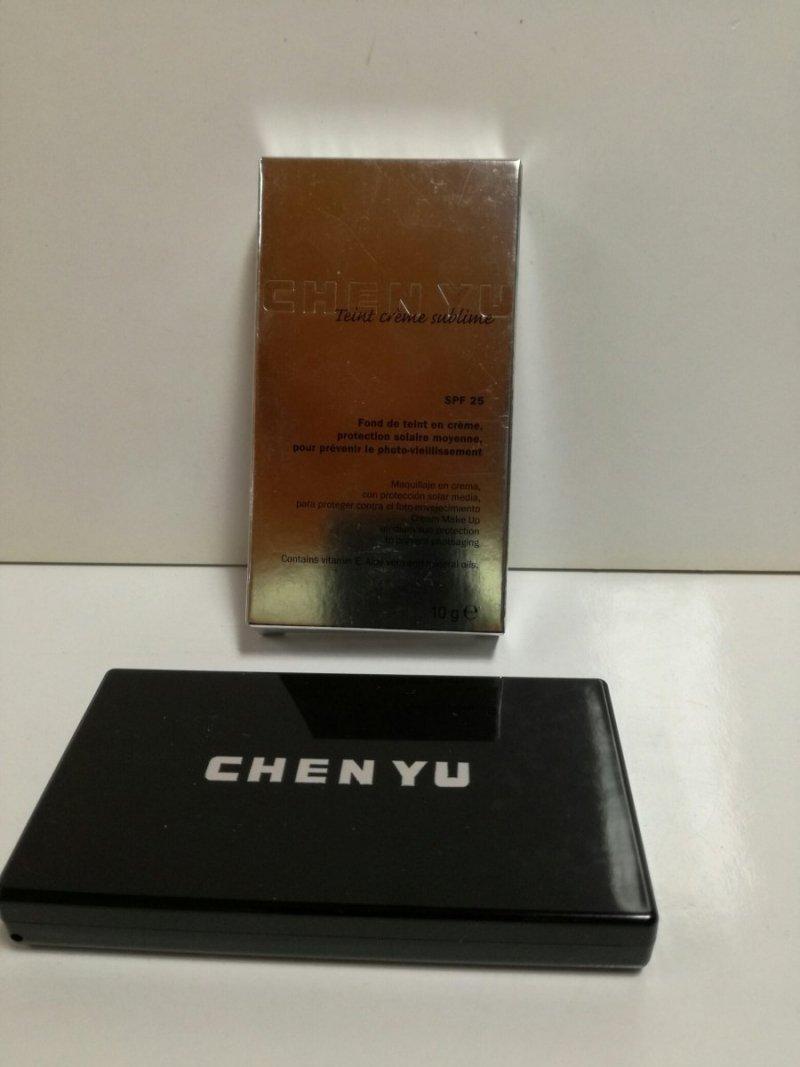 Chen Yu wysublimowany podkład w kremie 10 g
