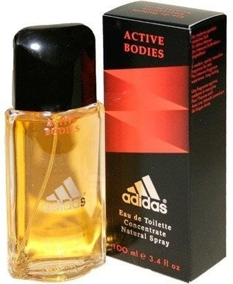 ADIDAS ACTIVE BODIES CONCENTRATE woda toaletowa 100ml
