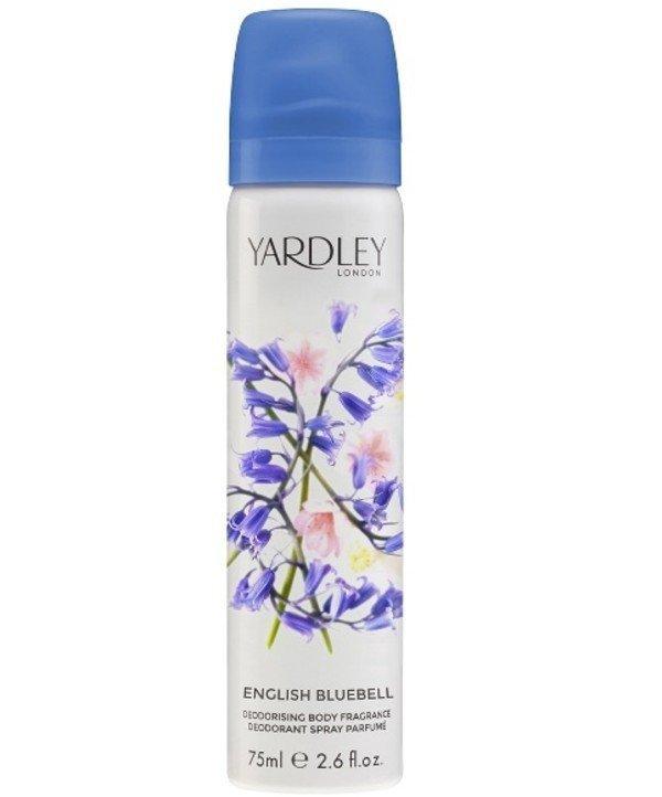 Yardley English Bluebell dezodorant perfumowany  75 ml