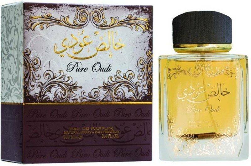 Lattafa Pure Oudi woda perfumowana 100 ml