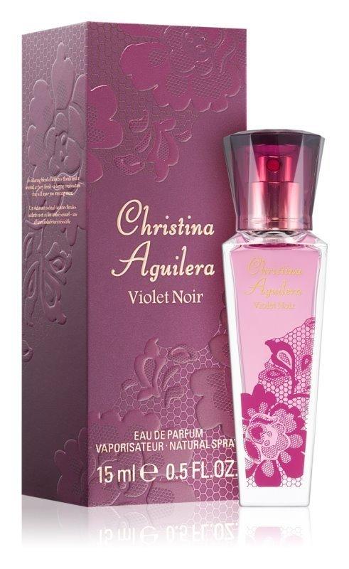 Christina Aguilera Violet Noir woda perfumowana 15 ml spray