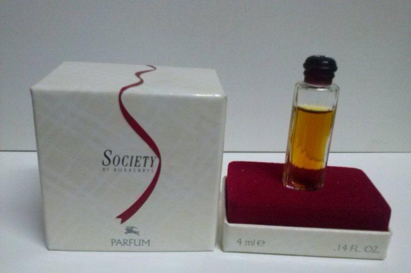 Burberrys Society perfumy 4 ml