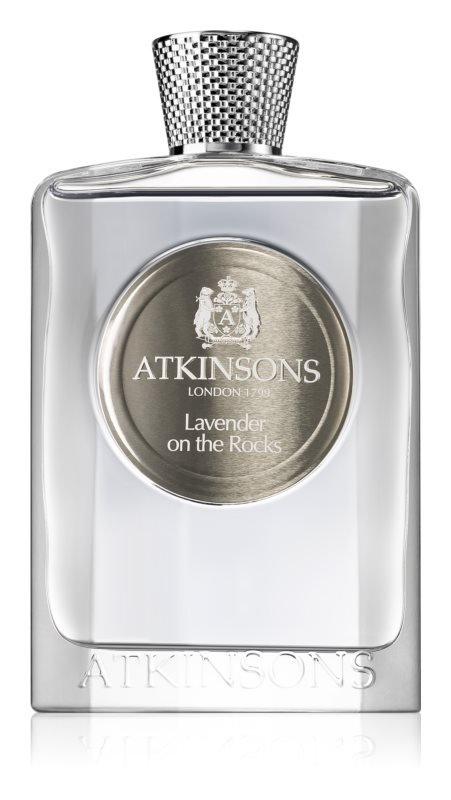 Atkinsons Lavender on the Rocks woda perfumowana 100 ml