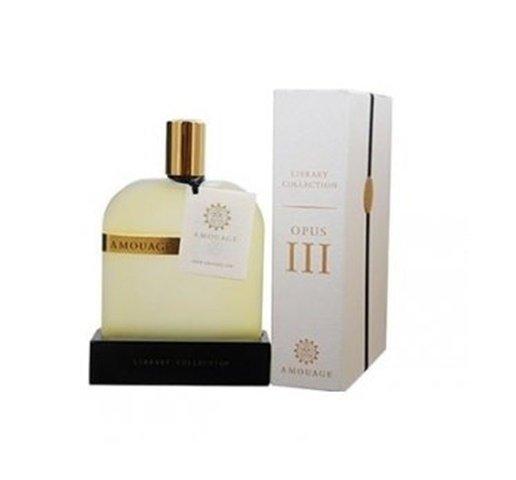 The Library Collection Opus III Amouage for women and men woda perfumowana 100 ml