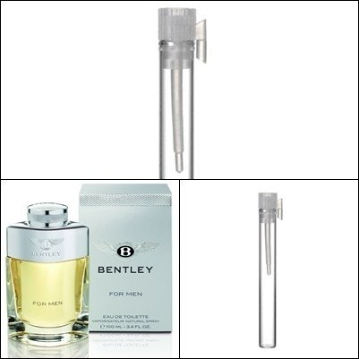 Bentley for Men woda toaletowa Próbka zapachu 1 ml