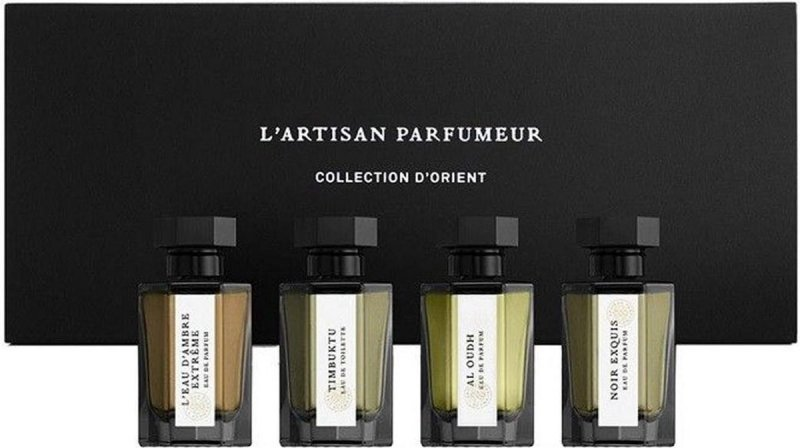 L'Artisan Parfumeur Collection D'Orient zestaw 4 miniatur