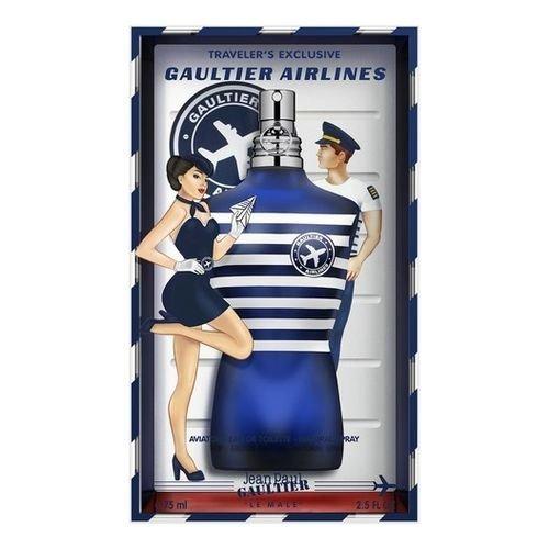 Jean Paul Gaultier Le Male Gaultier Airlines woda toaletowa 75 ml