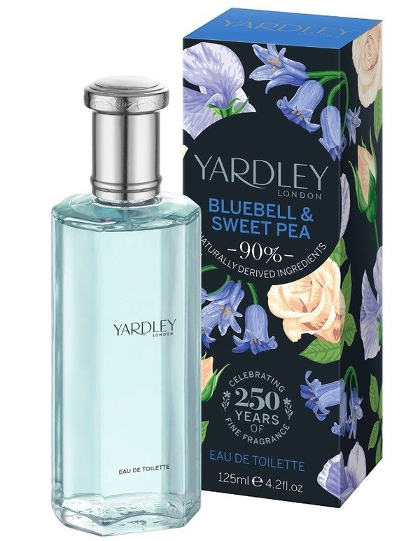 Yardley Bluebell and Sweetpea woda toaletowa 125 ml