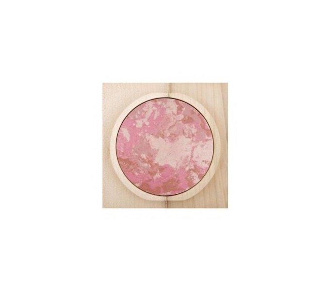Kide luksusowy róż mineralny z diamentami