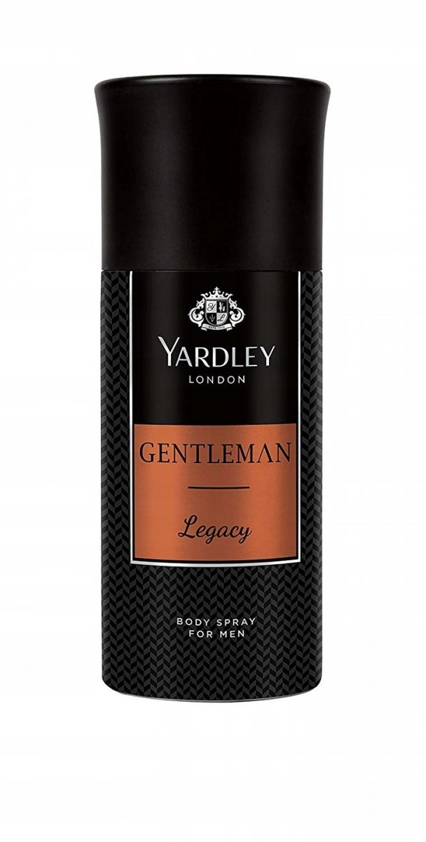 Yardley Gentleman Legacy dezodorant 150 ml spray