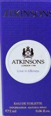 Atkinsons Love in Idleness woda toaletowa 2 ml spray