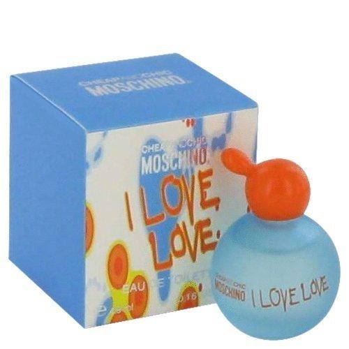 Moschino Cheap and Chic I Love Love woda toaletowa miniatura flakon 4,9ml splash