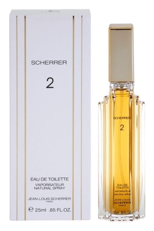 Jean-Louis Scherrer 2 woda toaletowa dla kobiet 25 ml