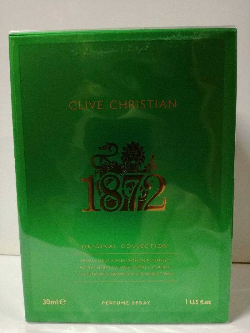 Clive Christian Original Collection 1872 Feminine perfumy 30 ml dla kobiet