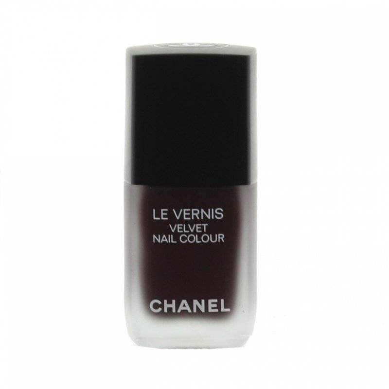Chanel Le Vernis Velvet nail colour matowy lakier do paznokci 638 Profondeur