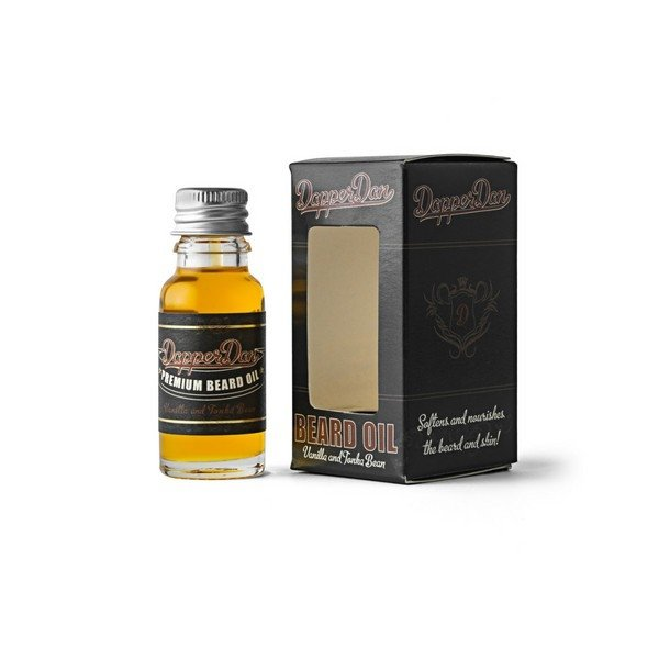Dapper Dan Beard Oil olejek do pielęgnacji brody 15ml