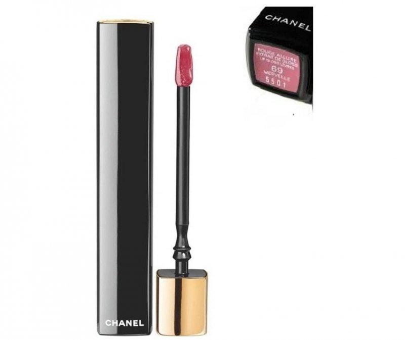 CHANEL Rouge Allure Extrait de Gloss Błyszczyk 8g 69 Merveille