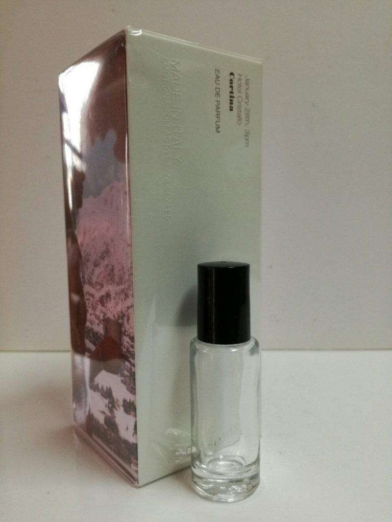 Made in Italy Emotional Olfactive Landscapes  Cortina woda perfumowana 5 ml dla kobiet
