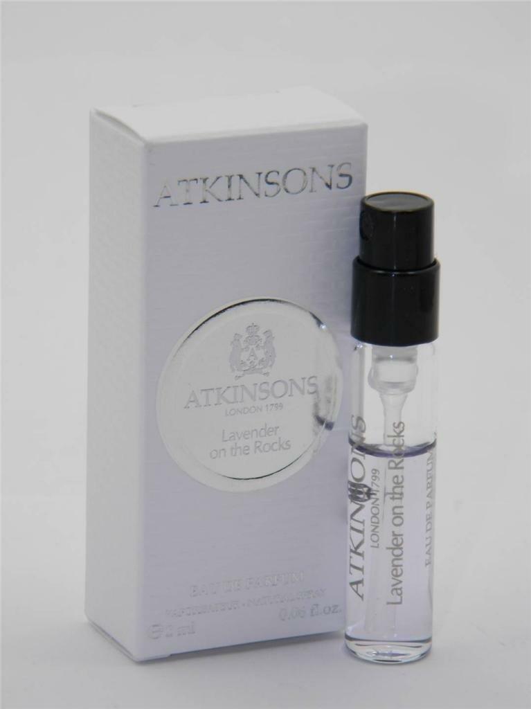 Atkinsons Lavender on the Rocks woda perfumowana 2 ml spray