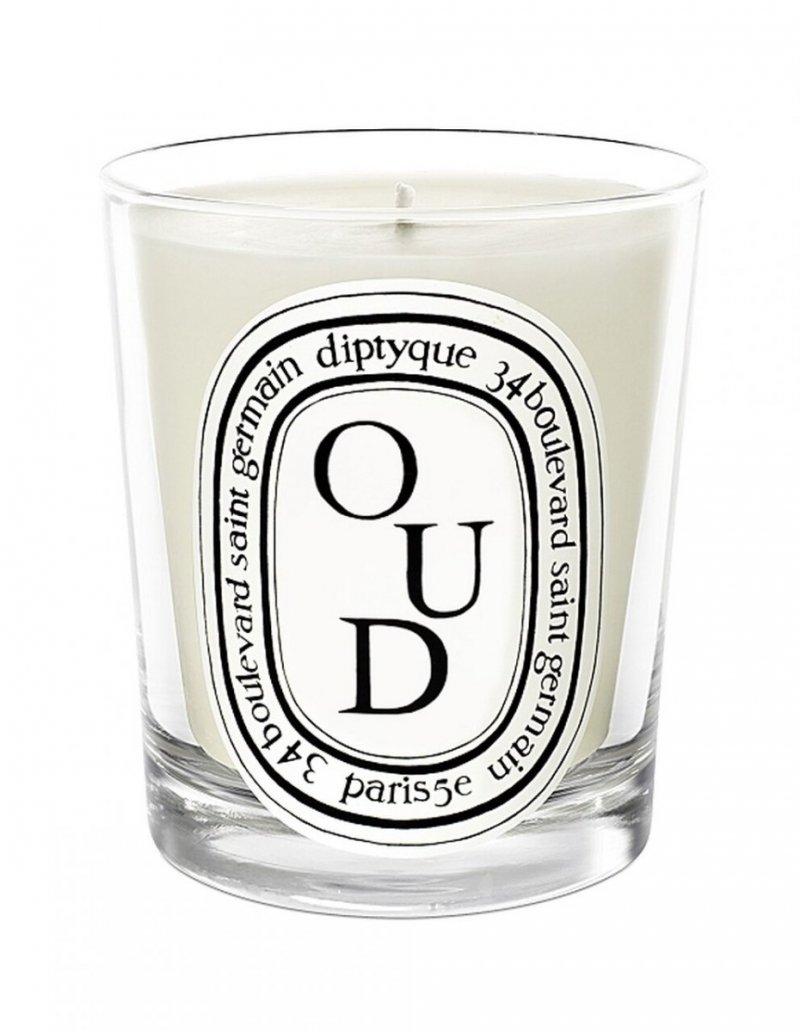 Diptyque Oud świeca zapachowa 190 g