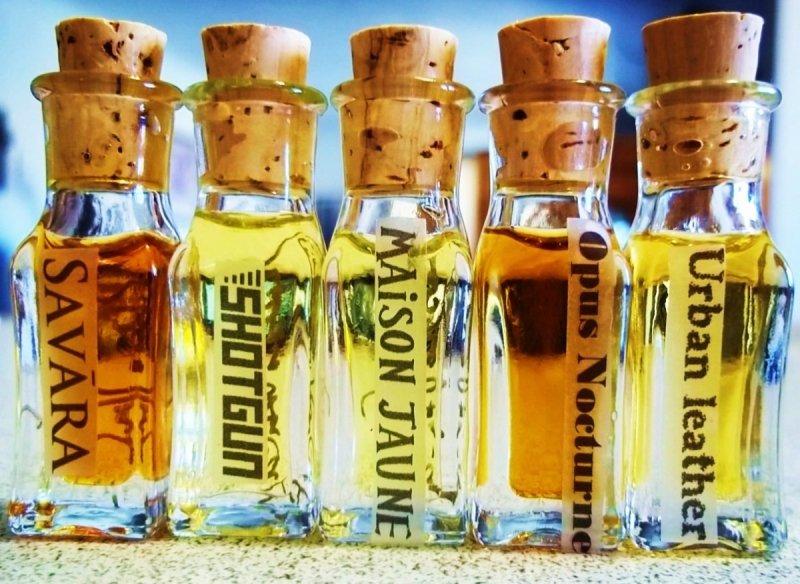 Robbie VanGogh Shotgun perfumy dla kobiet i mężczyzn 3 ml