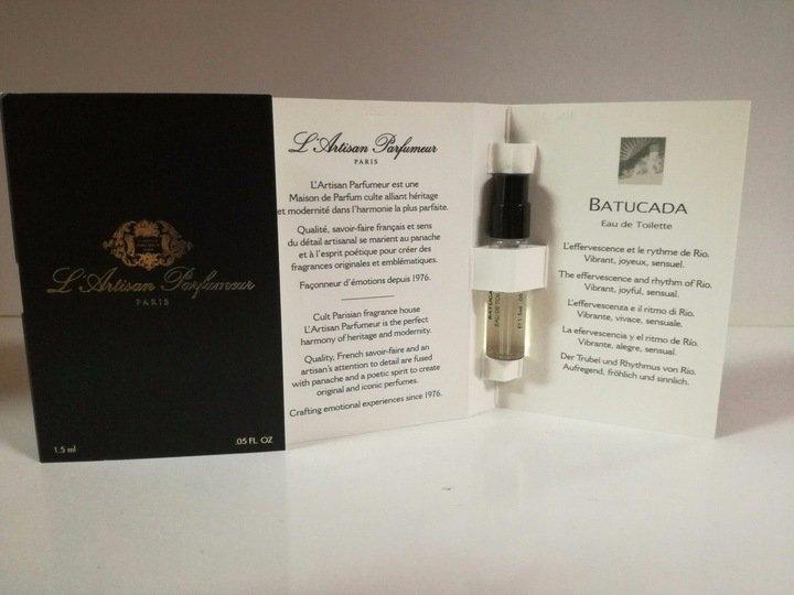 L'Artisan Parfumeur Batucada woda perfumowana 1,5 ml spray