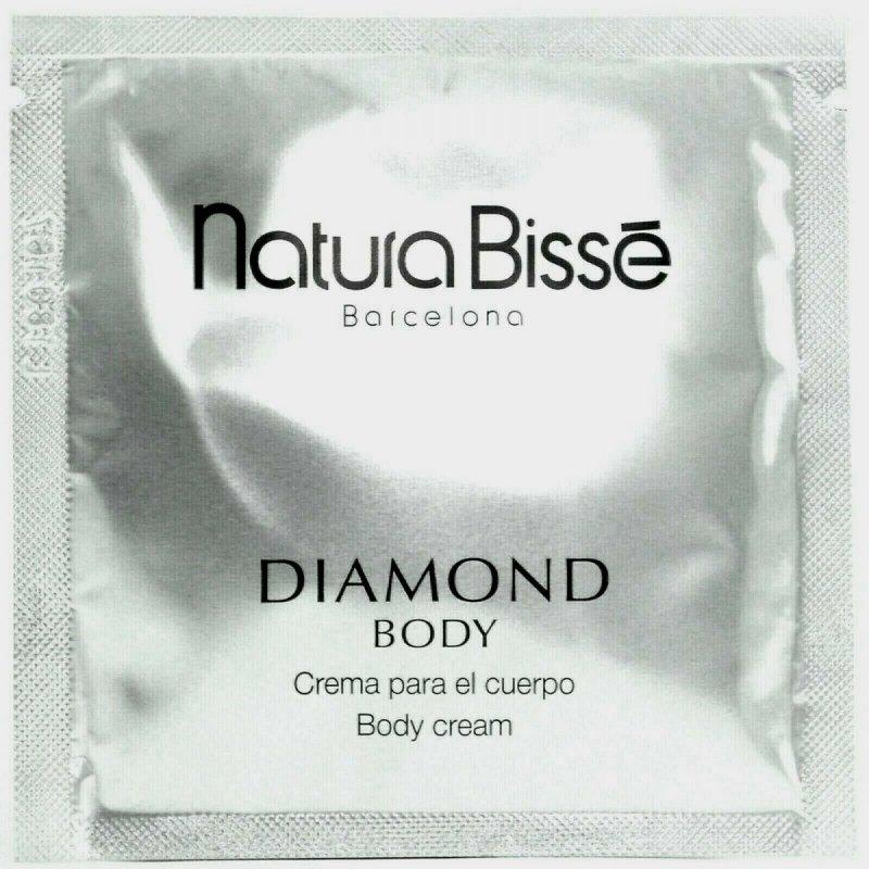 Natura Bisse Diamond Body Cream luksusowy krem do ciała 10 ml