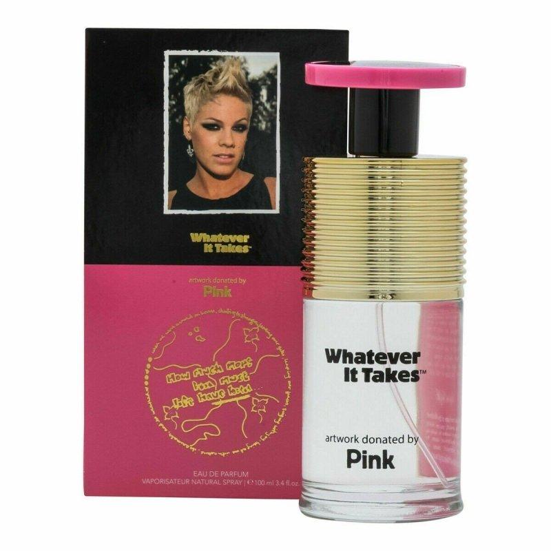Whatever It Takes Pink woda perfumowana dla kobiet 100 ml