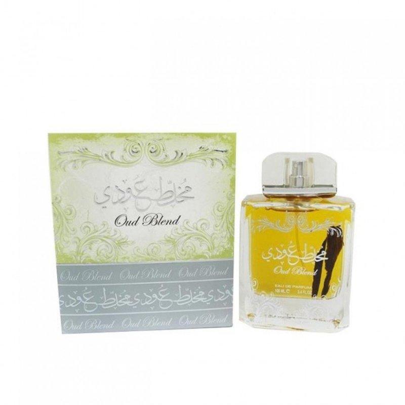 Lattafa Oud Blend(Mukhallat Oudi) woda perfumowana 100 ml