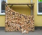 REG1 regał na drewno kominkowe