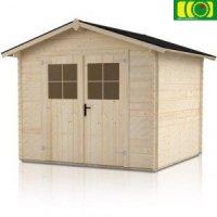Drewniany domek ogrodowy BAŁWATEK 3 200/250