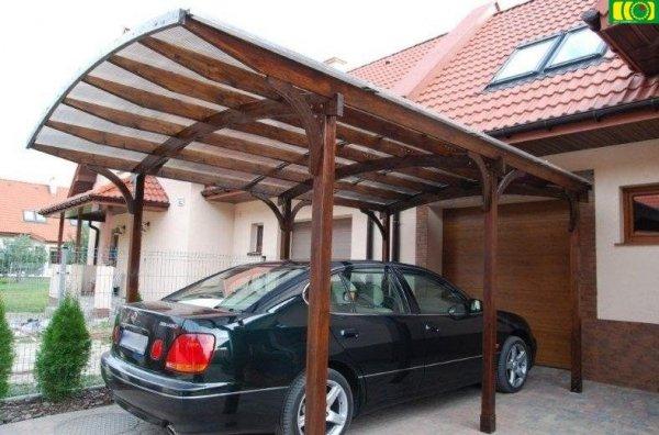 W03 carport /1 auto