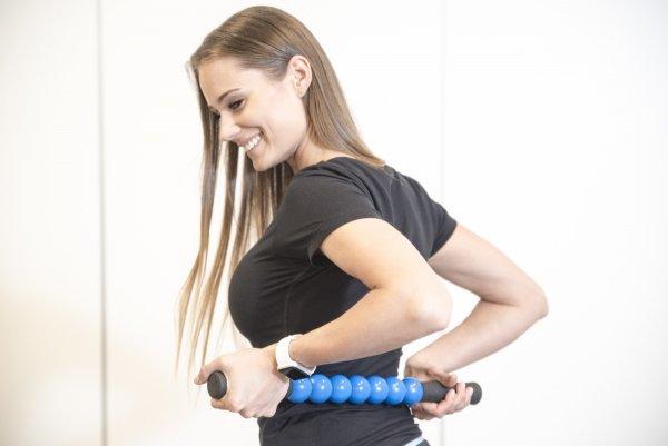 Rozluźnianie mięśni tułowia