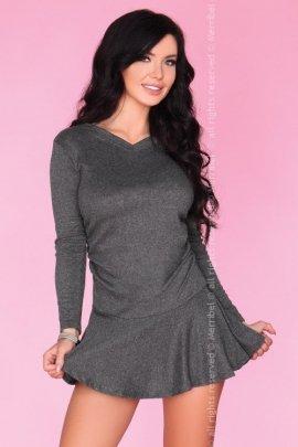 CG022 Gray sukienka