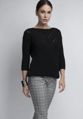 Sweter Penny SWE 041 Czarny