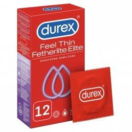 Durex Prezerwatywy Fetherlite Elite 12 szt