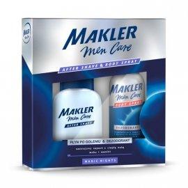 Bi-es Makler Magic Night Zestaw Płyn po goleniu 100ml + Dezodorant