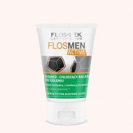 Floslek Men Active Balsam po goleniu kojąco-chłodzący